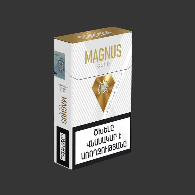 Magnus KS Gold