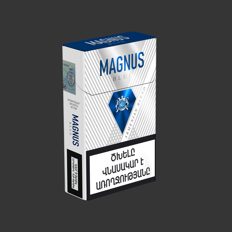Magnus KS Blue